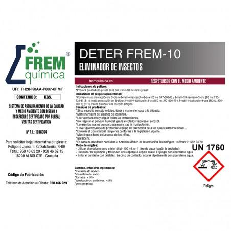 DETER FREM-10