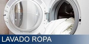 productos para el lavado de su ropa, tanto a máquina, como a mano.