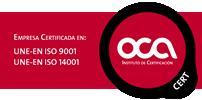 OCA 9001-14001